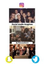 Buttercream gang social media imagines  by PrincessEvie14