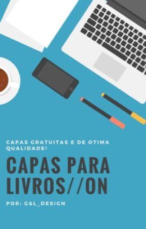 Capas para Livros // ON  by GL_Design