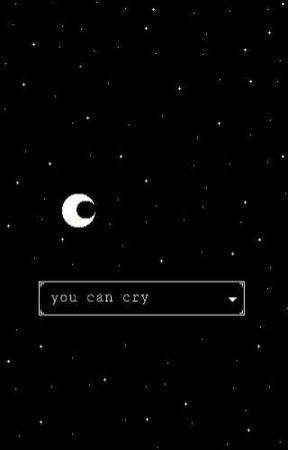 you can cry   تستطيع البكاء by R_Cattt