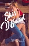She's Different  cover