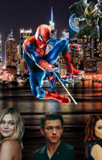 Spider-Man (Male Reader)