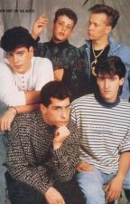 new kids on the block imagines & preferences by -multifxndom-