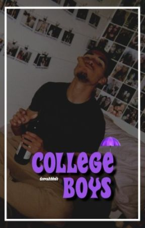 college boys . » k.w. by DopeAhhBxB