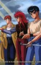 A Strange, Bloody and Dark Past ( A YYH Story) Part INFO by AshleyThacker