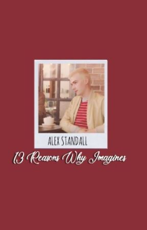 13 Reasons Why Imagines by alex_standall