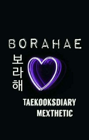 Borahae [보라해] /kth💜jjk/ by taekooksdiary