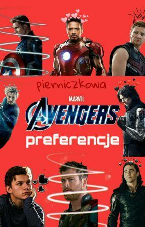Avengers Preferencje by pierniczkowa