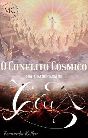 Conflito Cósmico: A Batalha Originada No Céu by ahcork
