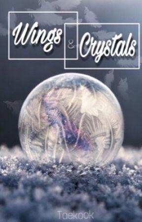 Wings and Crystals (Taekook) by KookieLove8