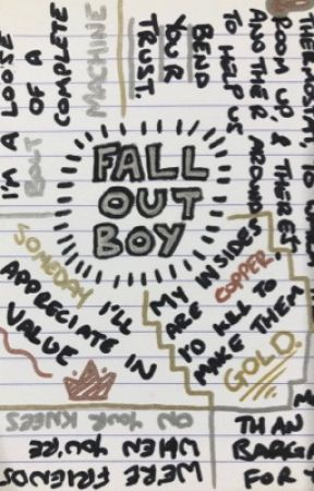 Fall Out Boy Oneshots by Sunset-In-My-Veins