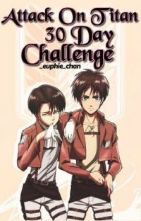 Attack On Titan 30 Day Challenge cover