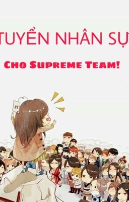 [Supreme Team] Tuyển mem