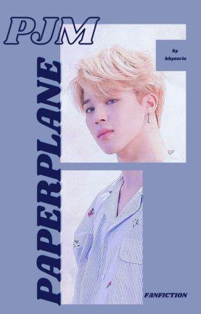 paperplane || park jimin by hhyesria