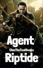 Agent Riptide ❌ by CloeTheTealSnake