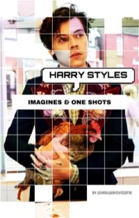 HARRY STYLES IMAGINES & ONE SHOTS cover