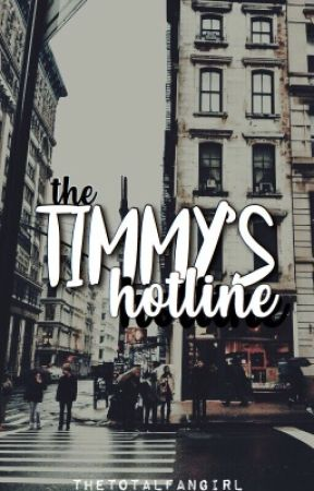 the timmy's hotline by thetotalfangirl