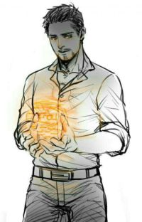 Inservible - Tony Stark cover