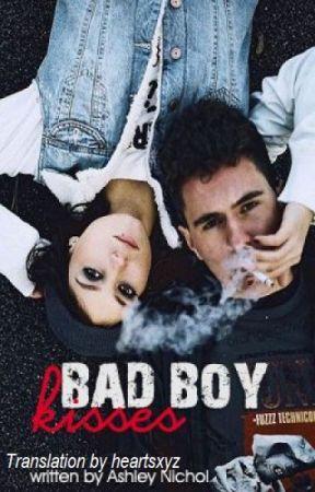 Bad Boy Kisses by heartsxyz