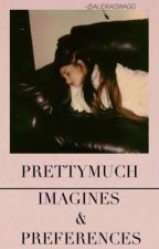 Pretty Much imagines + Preferences by ALEXIASWAGG