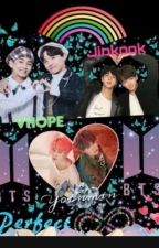 BTS fanarts/photos of Yoonmin,Jinkook and Vhope by Thunder1257
