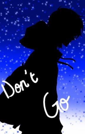 Don't Go -- Treebros Oneshot by ICaNtPiCKAFaNDOm