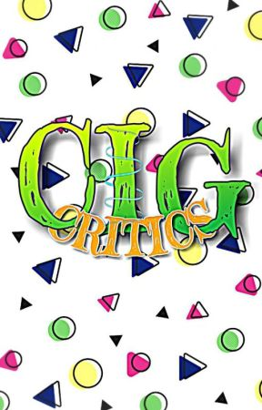 CRITICS CIG |PAUSADO| by edicionesCIG