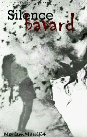 Silence Bavard  by MeriemMoulfi4