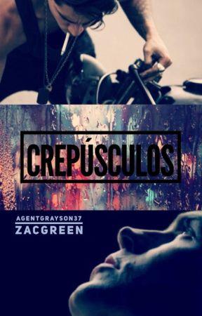 Crepúsculos  by AgentGrayson37