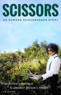 Scissors (An Edward Scissorhands Story) cover