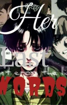 Her Last Words (A Killing Stalking Story) by ravencoil