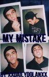 My Mistake //Ethan Dolan  cover