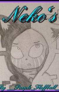 Nekos (an Undertale Sanscest story) cover