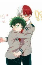 The power of friendship (Tododeku) by Pamela_Constable