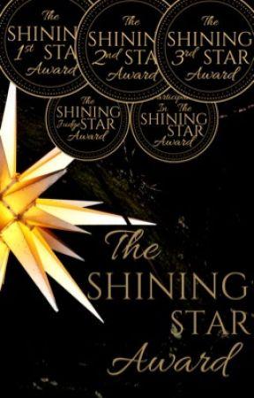 The Shining Star Award by ShiningStarAward