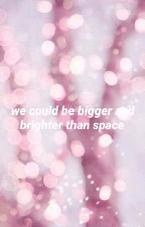 we could be bigger and brighter than space ⋆ choni (for #wattpride) by frangipanejauregui