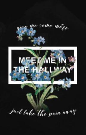 Meet me in the hallway by Hazzabearswifey