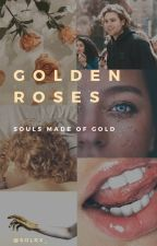 GOLDEN ROSES //Luke Hemmings// by solronzoni