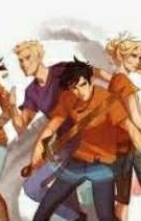 It's Only Begun ( A Heroes Of Olympus Fanfic) by __Catnip_Everdeen__