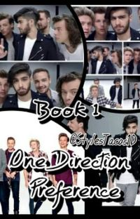 One Direction Preferences! (Book 1)✔ cover