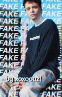 [1] fake! -N. SCHNAPP  cover
