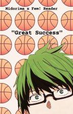 Midorima x Reader  by imtrashtoo09