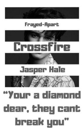 Crossfire    Jasper Hale by Frayed-Apart