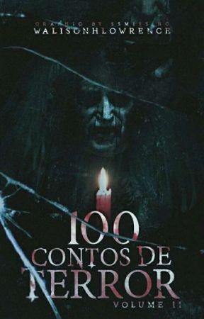 100 Contos de Terror - Volume II by walisou