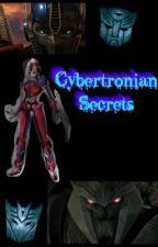 Cybertronian Secrets (Transformers Prime Fanfic) by Scarlett_Ink
