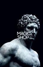magic shop ⇴ fanfic cliches by gallws