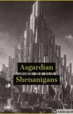 Asgardian Shenanigans by ashitheviolinist