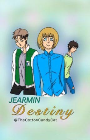 Destiny [Jearmin Soulmate AU] by TheCottonCandyCat