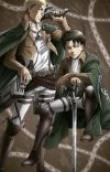 Reluctant Heroes: Levi x Reader (Erwin's daughter) cover