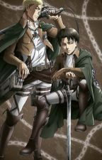 Reluctant Heroes: Levi x Reader (Erwin's daughter) by alicewicket