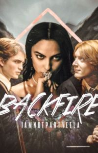 Backfire • Cedric Diggory [✓] cover